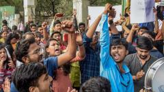 120 ILS Law College students support CAA