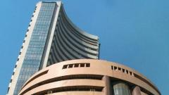 Sensex up 500, RIL hits fresh high on turning 'net-debt free'