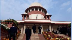 SC says it will consider after 3 months Swamy's plea for giving Ram Sethu national heritage status