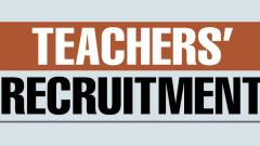 Teachers Recruitment Creates Confusion