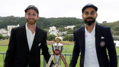 India hold edge in Kiwi star Taylor's 100th Test