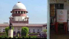 SC asks EC to pass order on plea to prepone poll timing in LS election