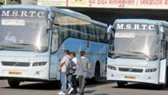 The MSRTC has over 18,000 buses in its fleet and employs nearly one lakh people.