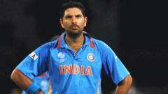 Yuvraj had retired from all forms of cricket in June last year, having last turned out for India in 2017.