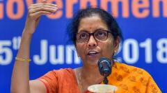 Finance Minister Nirmala Sitharaman will announce details of the Rs 20 lakh crore package