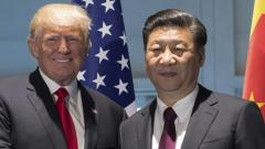 Donald Trump: US 'could cut off the whole relationship' with China