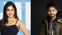 Ayushmann, Bhumi reunite on screen