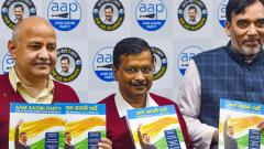 AAP releases manifesto with plan for 24-hour markets, promises quality education, clean water