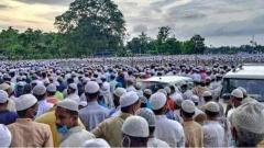 Assam: Three villages sealed over COVID-19 scare as 10,000 attend funeral of preacher