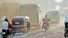 Pune: Slight increase in pollution levels after Unlock 1.0