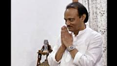 NCP Leaders Meet Ajit Pawar, Fail To Convince Him To Return