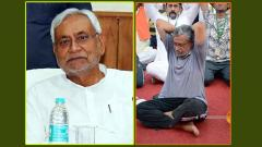 JD(U) ministers join Yoga Day celebrations in Patna, Nitish conspicuous by absence