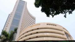 Sensex tanks 434 pts as RBI cuts FY20 growth forecast; rate-sensitive stocks drop