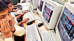Stocks falter on rate hike fears; realty, power tank