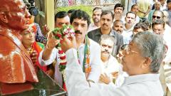Chandrakant Patil, Ramesh Bagwe File Nominations