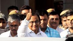 P Chidambaram in SC offers to remain in CBI custody till Sept 2