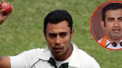 Kaneria's remark shows real face of Pakistan: Gambhir