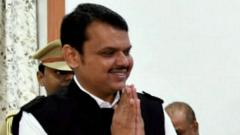 NCP wants Fadnavis to quit, claims all MLAs in touch