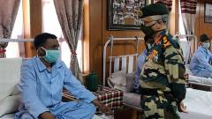 Army Chief General MM Naravane visits Leh, meets injured soldiers
