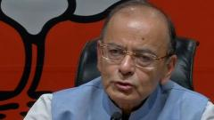 Pitroda's comments on IAF air strike unfortunate, blessing for Pakistan's narrative: Jaitley