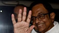 CBI files charge sheet before Delhi court against Chidambaram, Karti, others