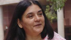 Case registered against Maneka Gandhi over 'communal' remark