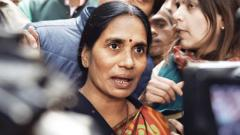 Nirbhaya parents to move court after President rejects convict's mercy plea