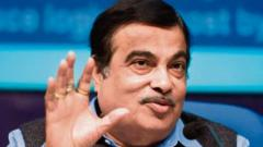Nitin Gadkari: No one can look at India with crooked eye