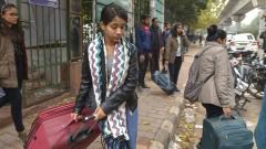 Post Sunday violence, Jamia students vacate hostel