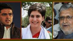 Priyanka's entry in active politics will be game changer in 3 months:Pilot; BJP says no impact in LS polls