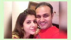 Sehwag's wife files cheating case against biz partners