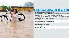 PMC Spent Rs 53.34L On Disaster Training Last yr