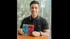 Romance novelist Durjoy Datta was in the city on Friday to launch Pocketful O Stories 2.0. He tells us about the selected micro tales and what makes love tick