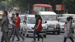 Pune: Normalcy returns to ever-bustling FC Road