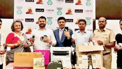 The Orchid Hotel Organises Eradicate E-waste Campaign