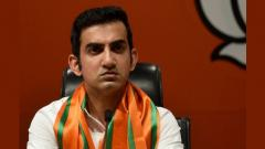 AAP dares Gambhir to give up free facilities, MP hits back
