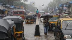 State receives 12 per cent excess rainfall