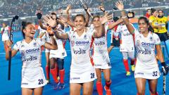 It's yet to sink in that we have qualified: Rani