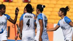 Indian eves have tryst with history as they play Japan