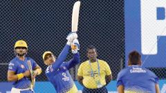 WhistlePodu Express and 'familiar' new den of CSK