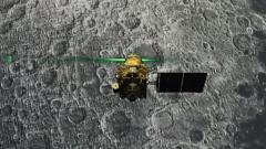 ISRO's plan to soft land on Moon fails to go as per script