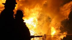 Children among 30 killed in Indonesia matchstick factory fire