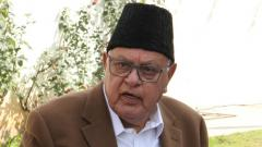 Kashmir a dispute between India, Pak; should be resolved through dialogue: Farooq