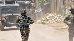 Kashmir: 2 encounters, 9 terrorists killed