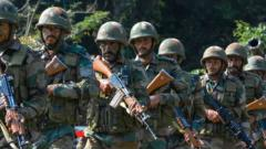Situation at LoC under control, largely peaceful: Army