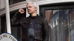 Julian Assange arrested from UK embassy hideout, says Scotland Yard