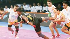 Puneri Paltan pulls out yet another win
