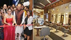 Kapil's Salon and Academy opens at Balewadi High Street