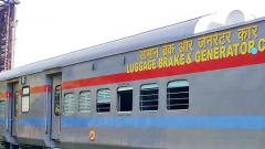 Indrayani, Solapur Intercity converted into LHB coaches