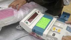 745 EVMs, VVPAT machines replaced; Cong writes to CEC on snags